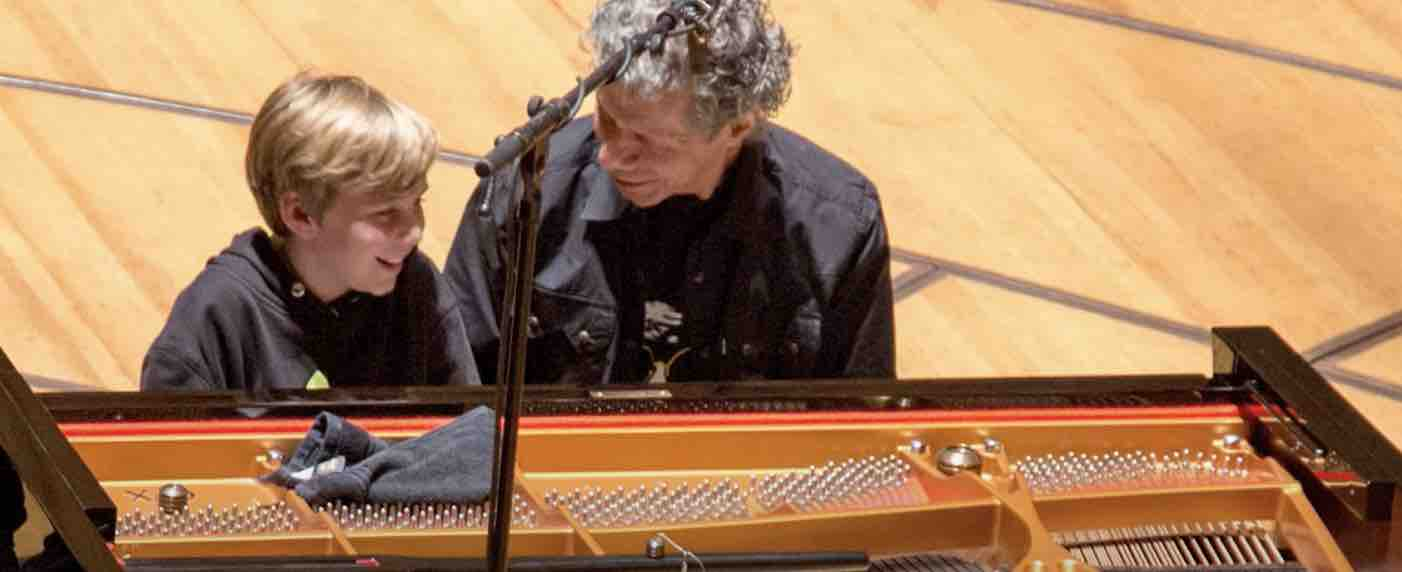 Chick corea children web